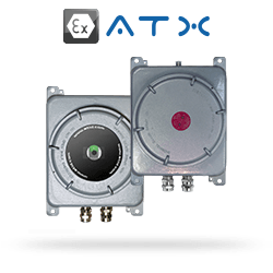 Lecteurs certifiés ATEX & IECEx