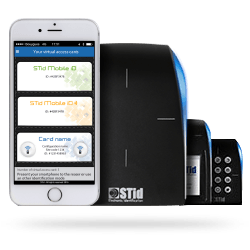 Architect® Blue / STid Mobile ID® readers