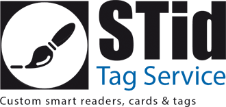 logo of STid's tag service