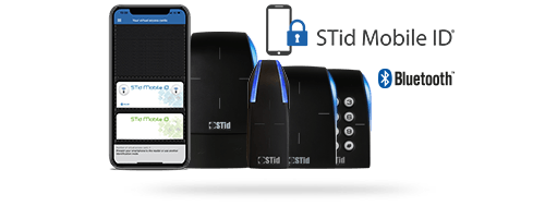 Architect Blue / STid Mobile ID readers
