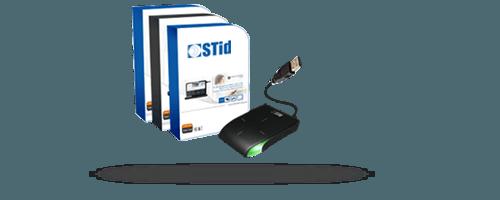Visuel kits logiciels et encodeurs STid