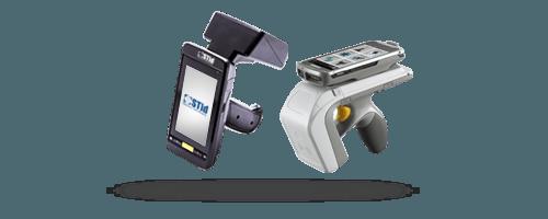 Terminaux mobiles UHF AVI