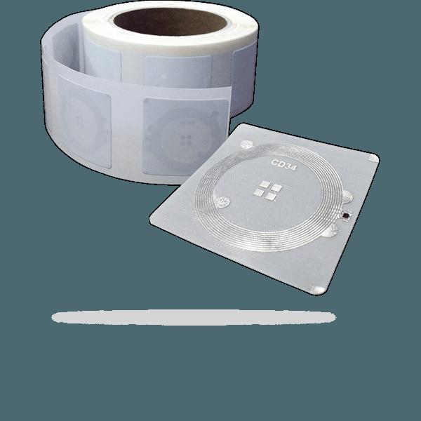 ETP - Etiquettes plastiques adhésives