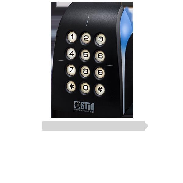 ARC-B - Lecteurs claviers 13,56 MHz DESFire® EV2