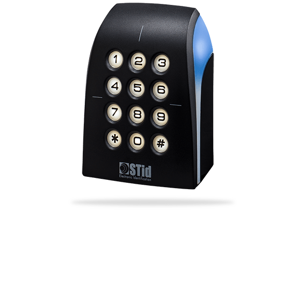 ARCS-B/BT - Lecteurs claviers 13,56 MHz DESFire® EV2 + Bluetooth®