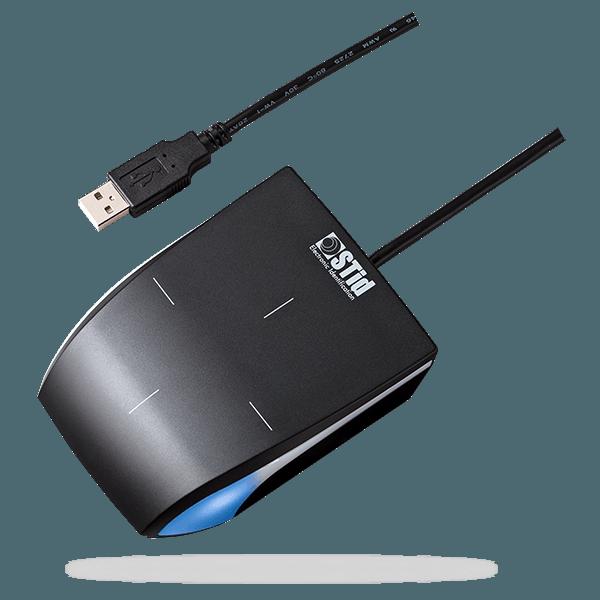 ARCS-G/BT - 13.56 MHz DESFire® EV2 & EV3 + Bluetooth® desktop reader / encoder / enroller