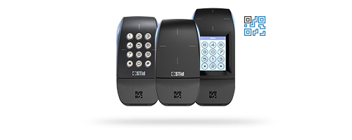 Architect® Blue QR Code readers