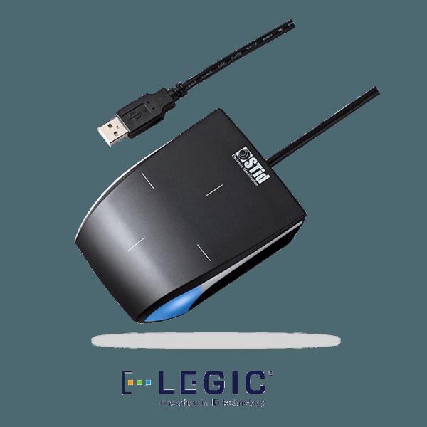 ARC-L Desktop - ARCHITECT® 13.56 MHZ LEGIC® Advant