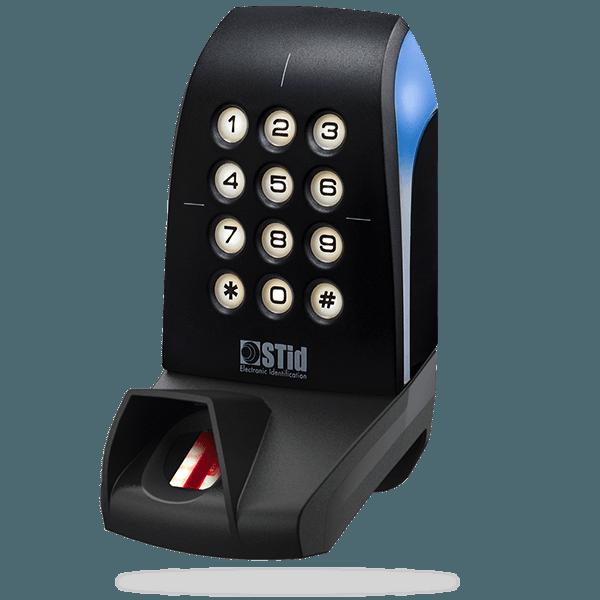 ARC-P - 13.56 MHz LEGIC® Advant biometric keypad reader