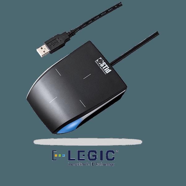 ARC-L desk - Lecteurs de table / encodeurs / enrôleurs 13,56 MHz LEGIC® Advant
