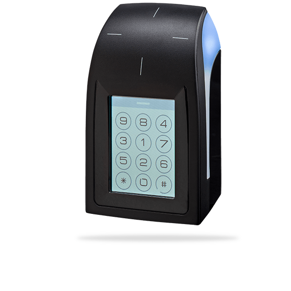ARC-C - 13.56 MHz DESFire® EV2 touchscreen/keypad readers
