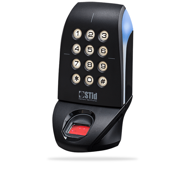 ARC-E - Lecteurs claviers biométriques 13,56 MHz DESFire® EV2