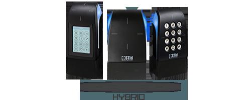 Visuel lecteur bi-fréquences hybrid STid