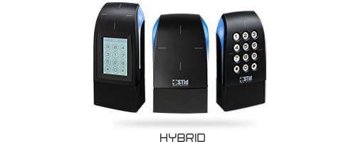 Bi-fréquences Hybrid