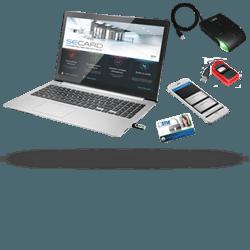 SECard - Kits de programmation haute sécurité