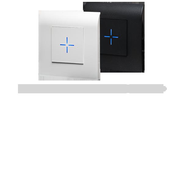 WAL - 13.56 MHz DESFire® EV2 & EV3 wall switch reader