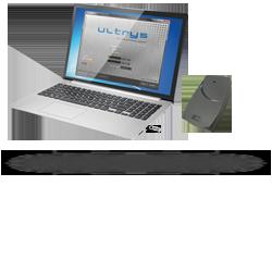 ULTRYS - Kits de programmation UHF EPC1 Gen2