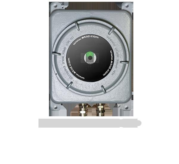 ATX - Lecteurs ATEX & IECEx UHF - Antenne Intégrée